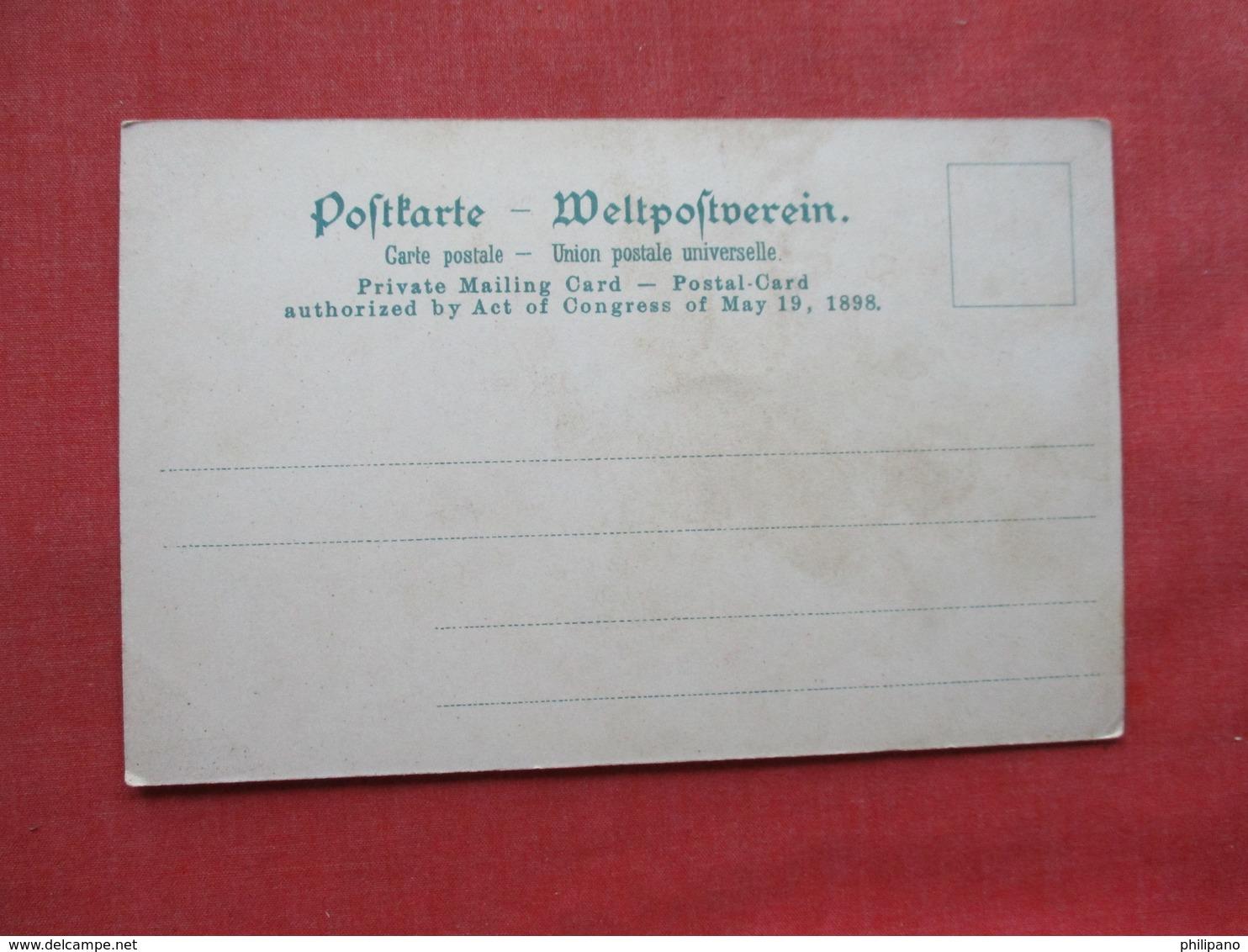 Hamburg Amerika Linie  Deutschland     Ref 3317 - Paquebots