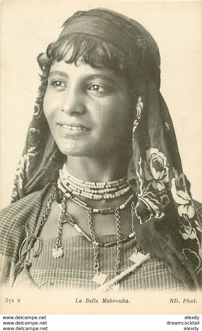 WW ALGERIE. La Belle Mabrouka - Algerien