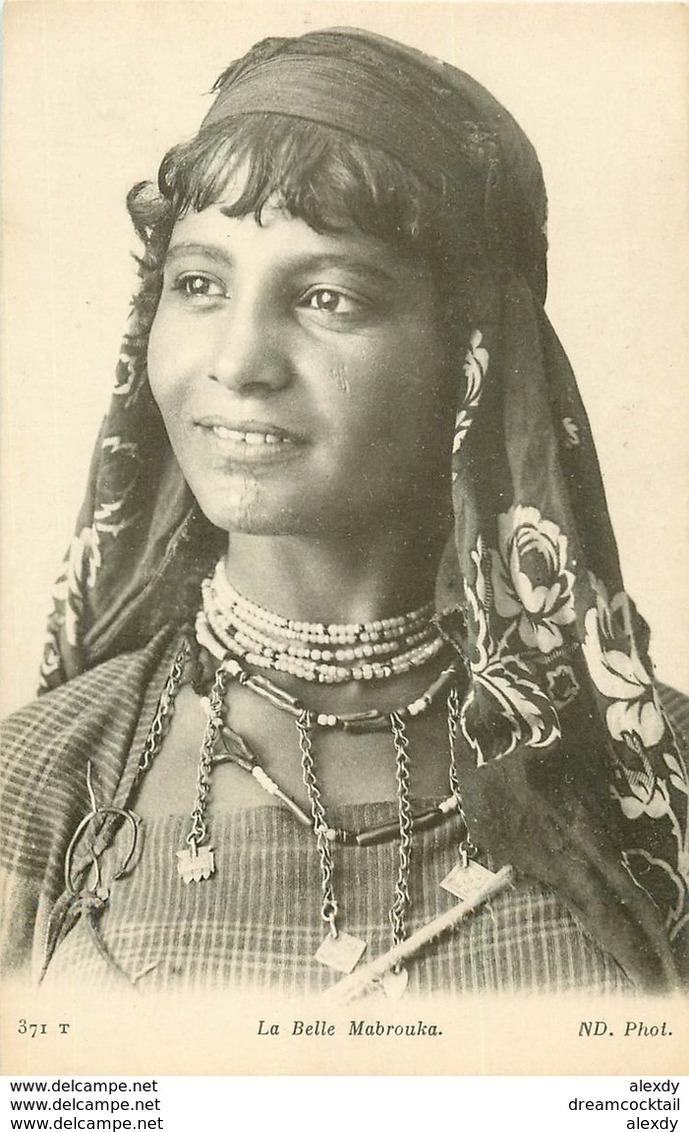 WW ALGERIE. La Belle Mabrouka - Algeria