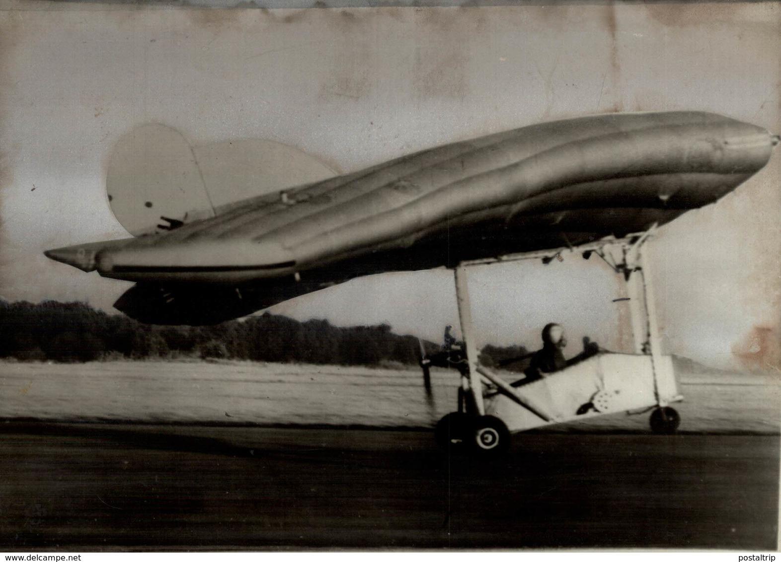 M.L. AVIATION  COMPANY 20 * 15 CM Aviation, AIRPLAIN, AVION AIRCRAFT - Aviación