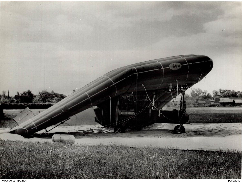 M.L. AVIATION  COMPANY UTILITY AIRCRAFT MK 1   20 * 16 CM Aviation, AIRPLAIN, AVION AIRCRAFT - Aviación