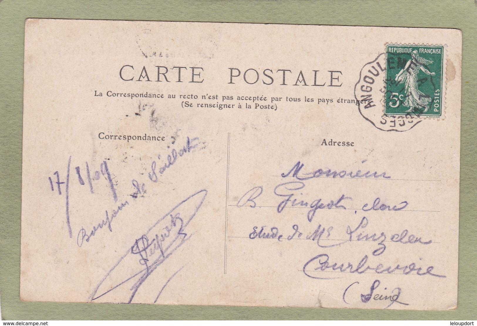 SAILLAT  USINE A PAPIERS ET BOITES D'ALLUMETTES - France
