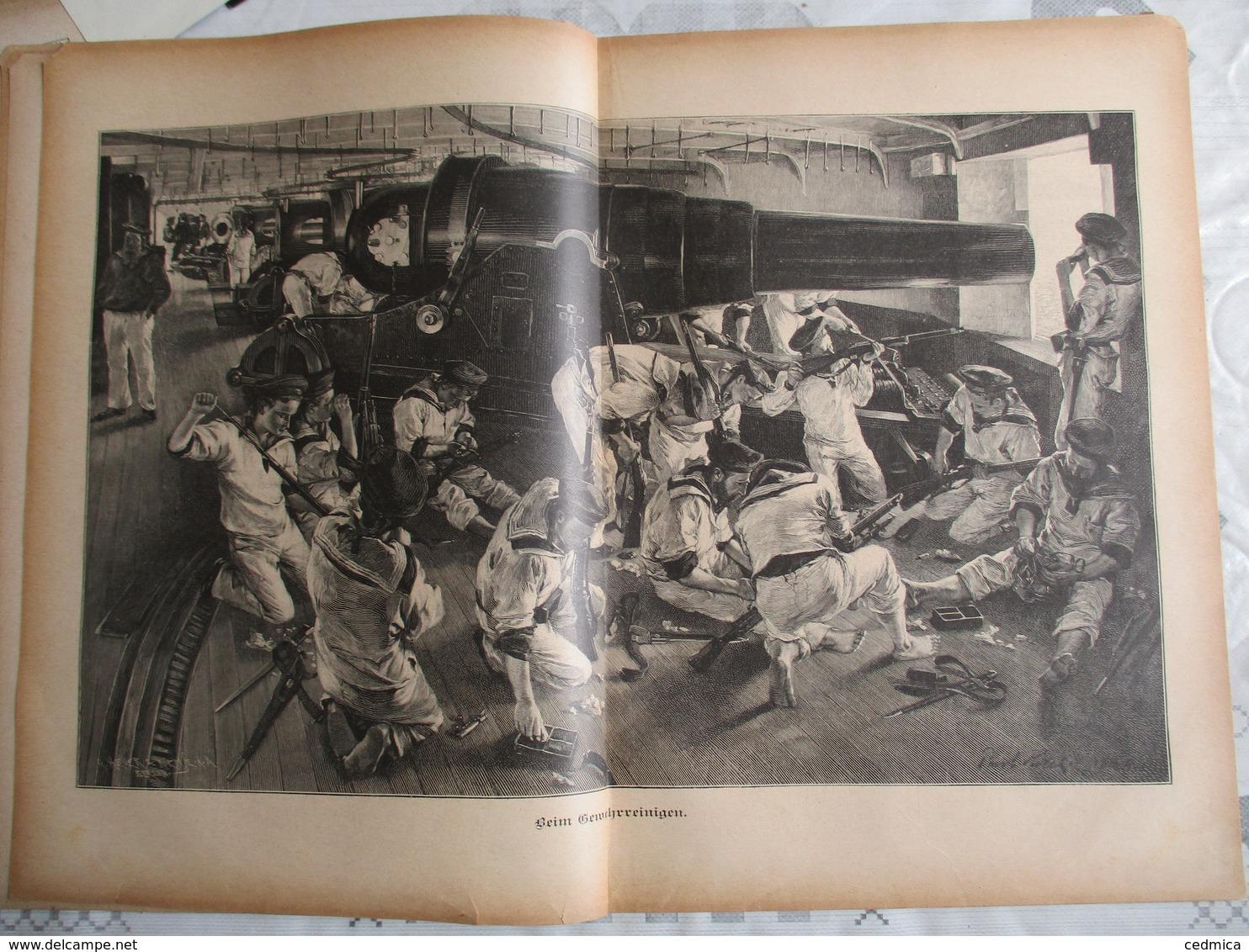 DER GUTE KAMERAD N°23  9. JAHRGANG 1896 - Revues & Journaux