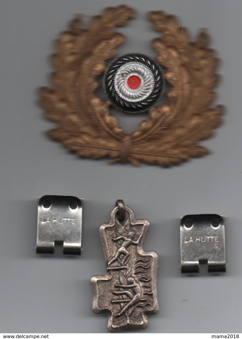 Lot écussons  Et Médailles Scouts - Scouting