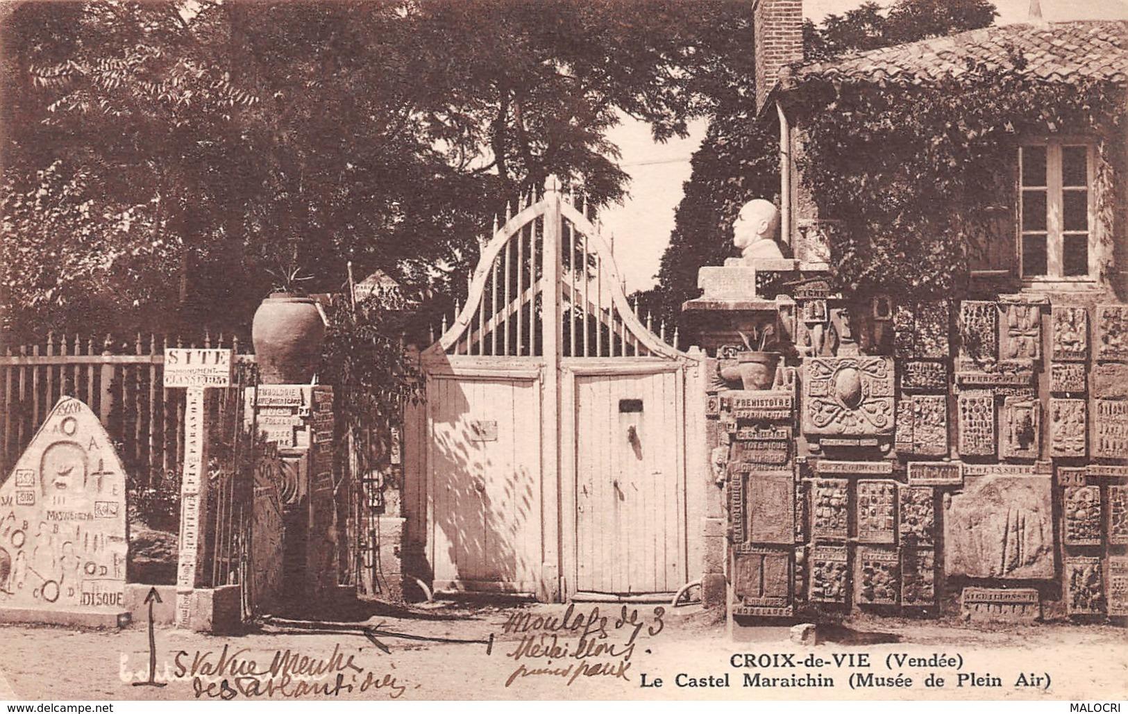 85-CROIX DE VIE-N°1135-C/0201 - France