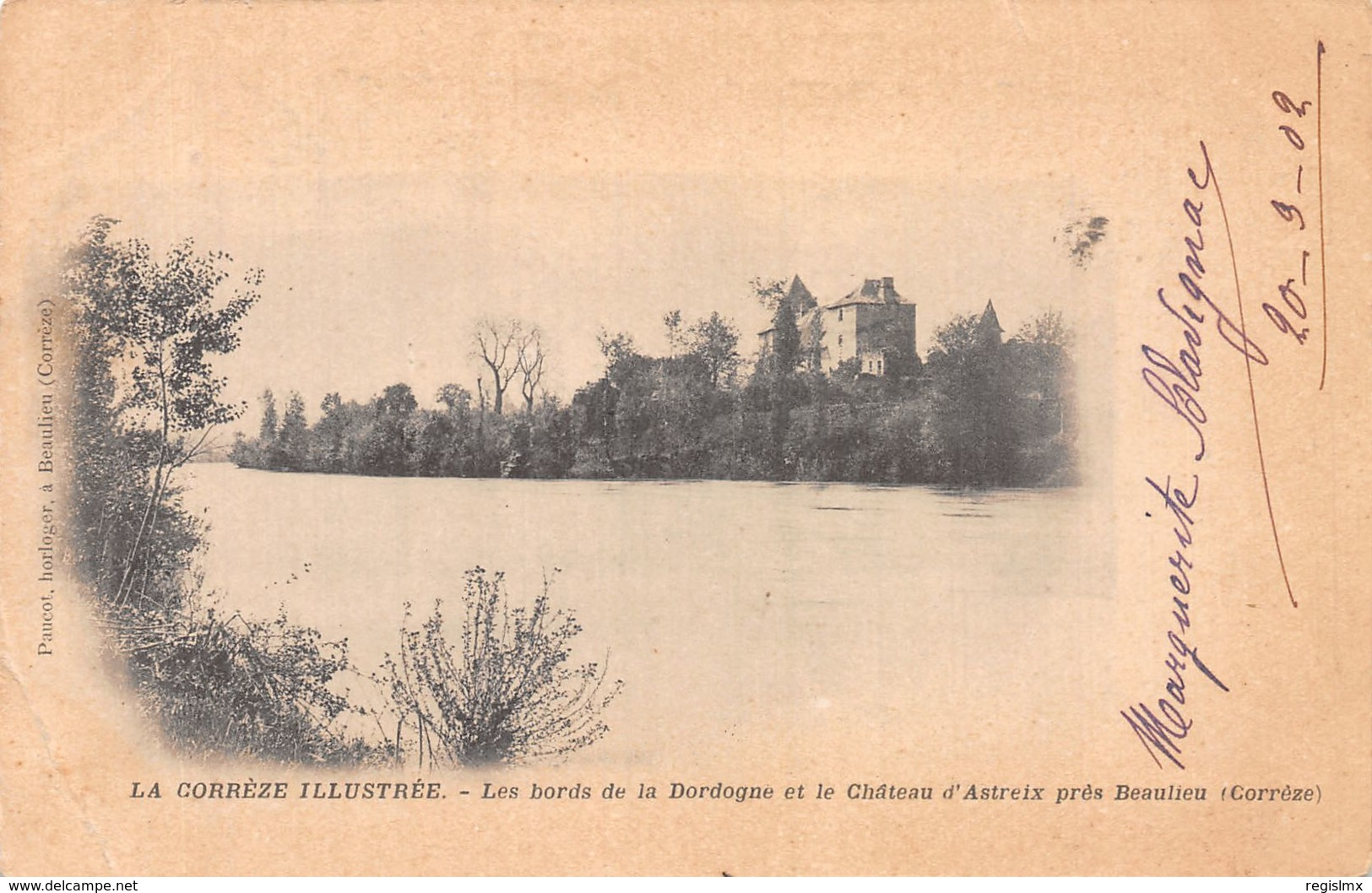 19-BEAULIEU SUR DORDOGNE-N°2246-F/0065 - Frankreich