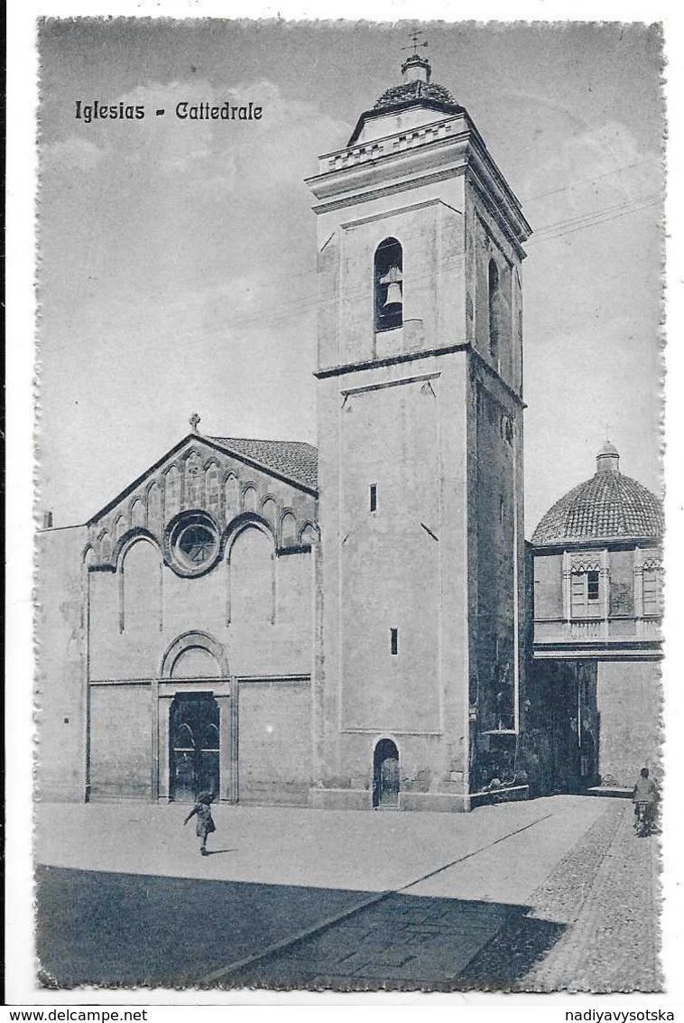 Iglesias (Cagliari). Cattedrale. - Iglesias