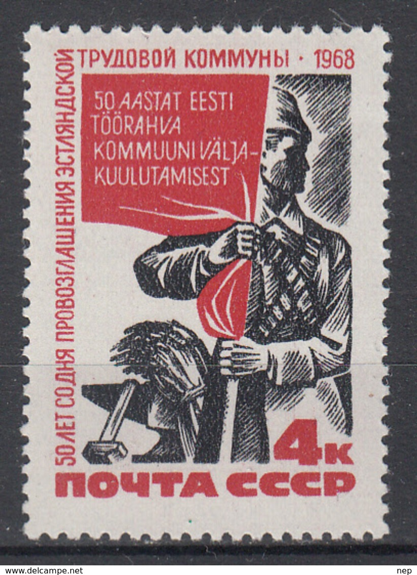 USSR - Michel - 1968 - Nr 3566 - MNH** - 1923-1991 USSR