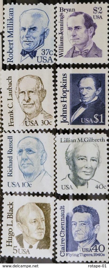 Etats Unis 1975-77: Démocratie, Neuf ** - United States