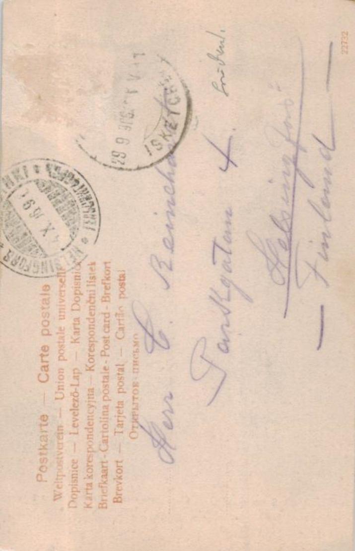 Salonique   - Alte Karte.....   (ka9211  ) Siehe Scan - Griechenland
