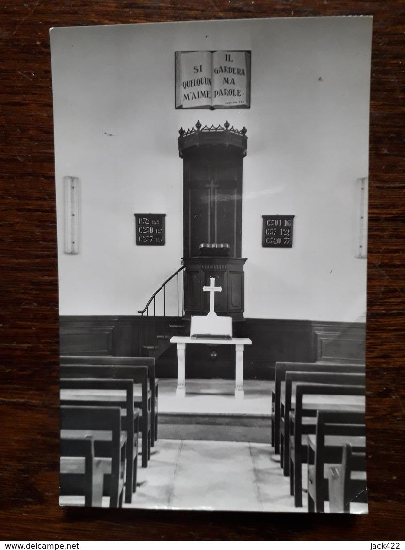 L19/416 Jallieu. Eglise Réformée - Jallieu