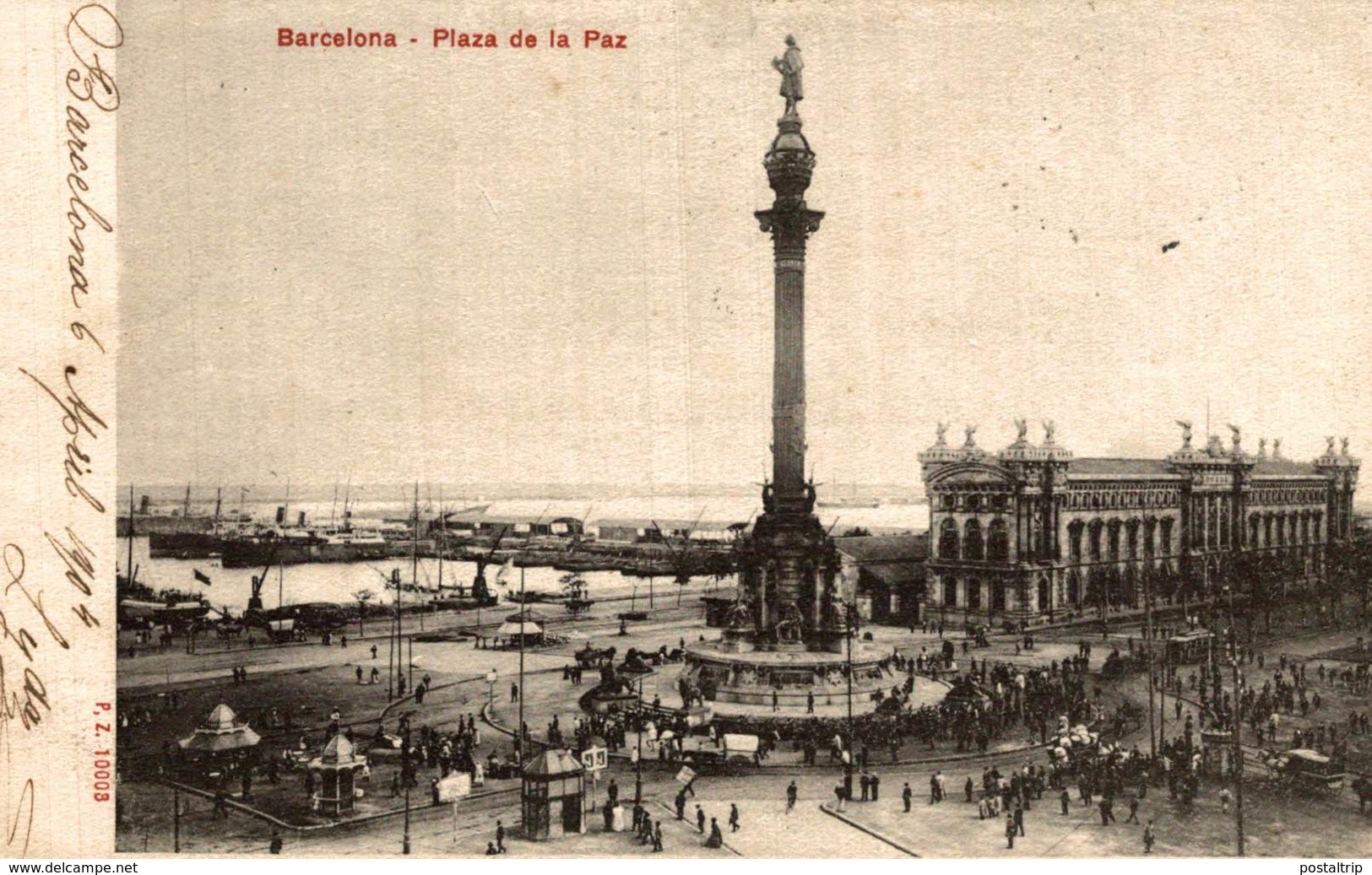 BARCELONA 2 SCAN - Barcelona