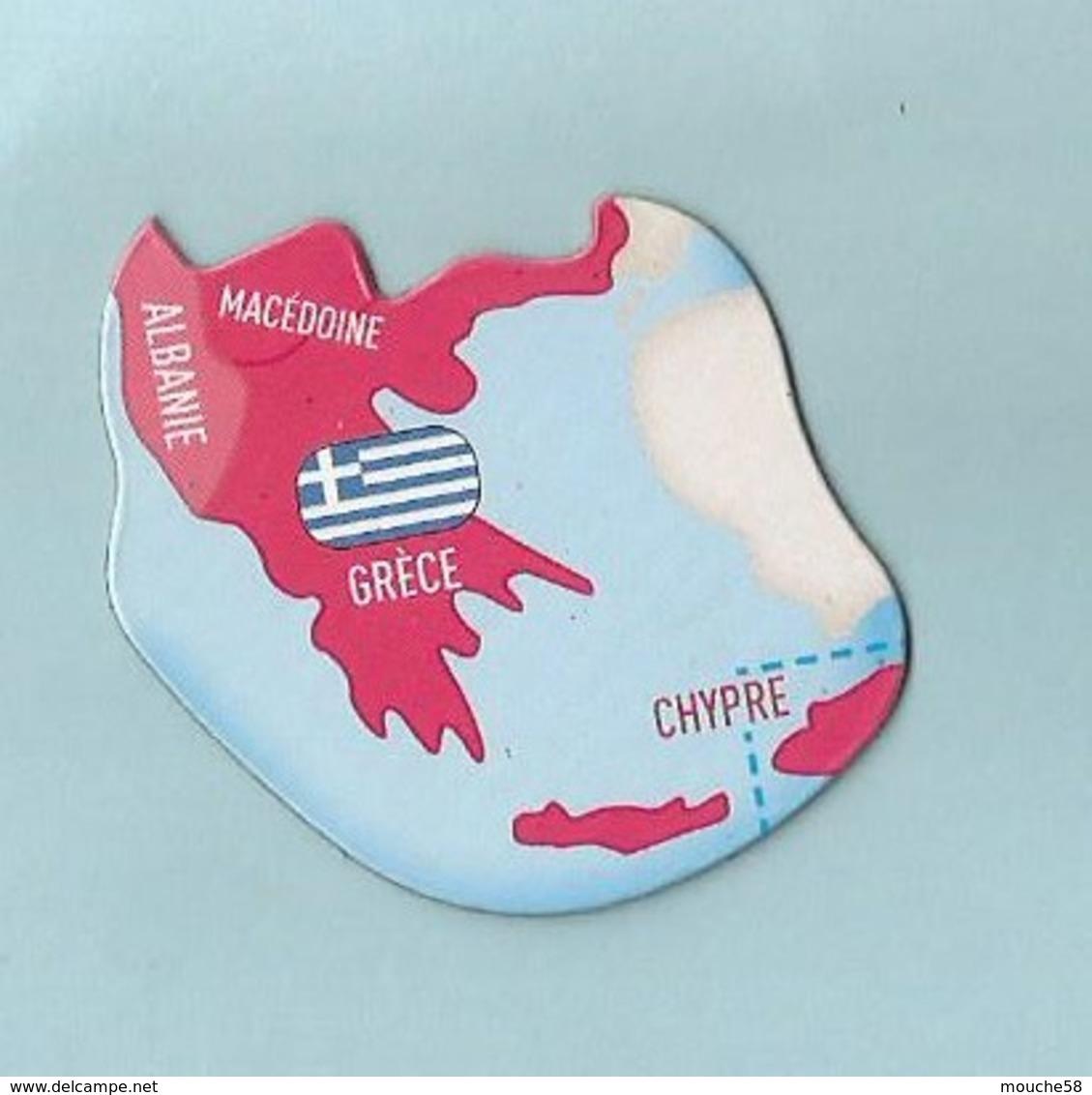 Magnet Brossard Collection  Grèce  Chypre - Tourisme