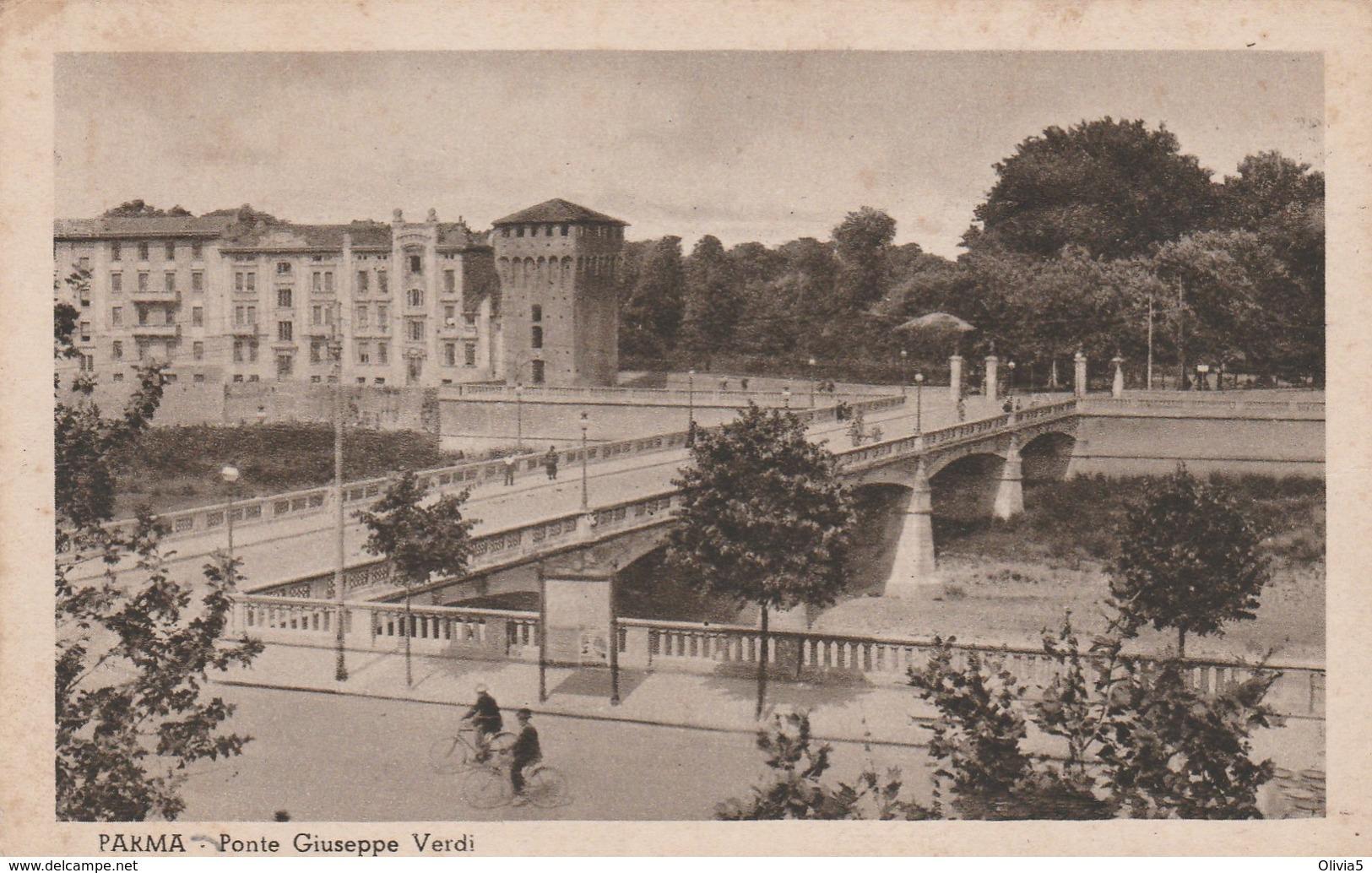 PARMA - PONTE GIUSEPPE VERDI - Parma