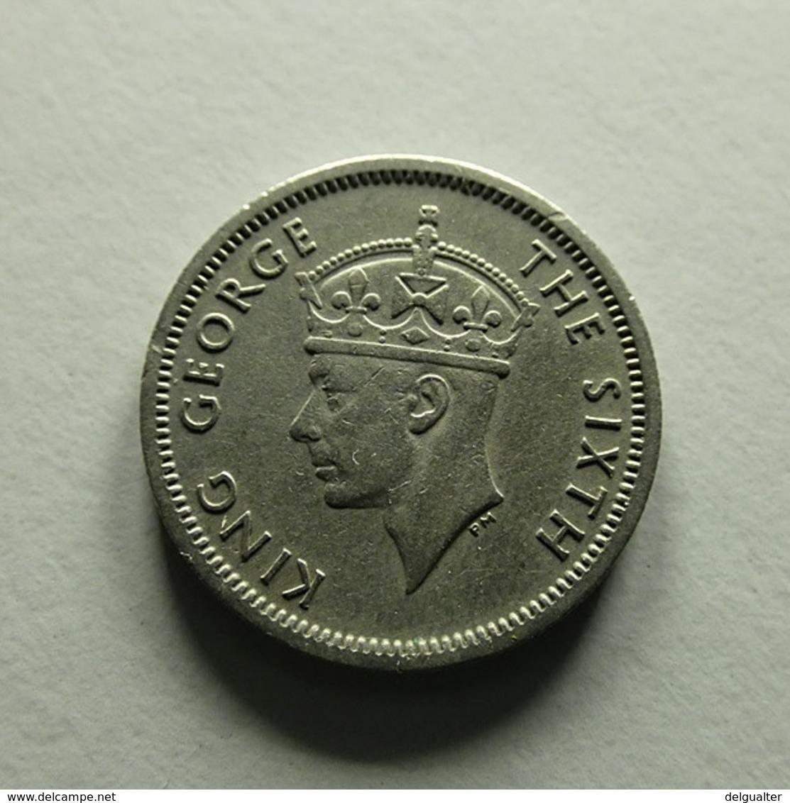 Southern Rhodesia 6 Pence 1950 - Rhodesien