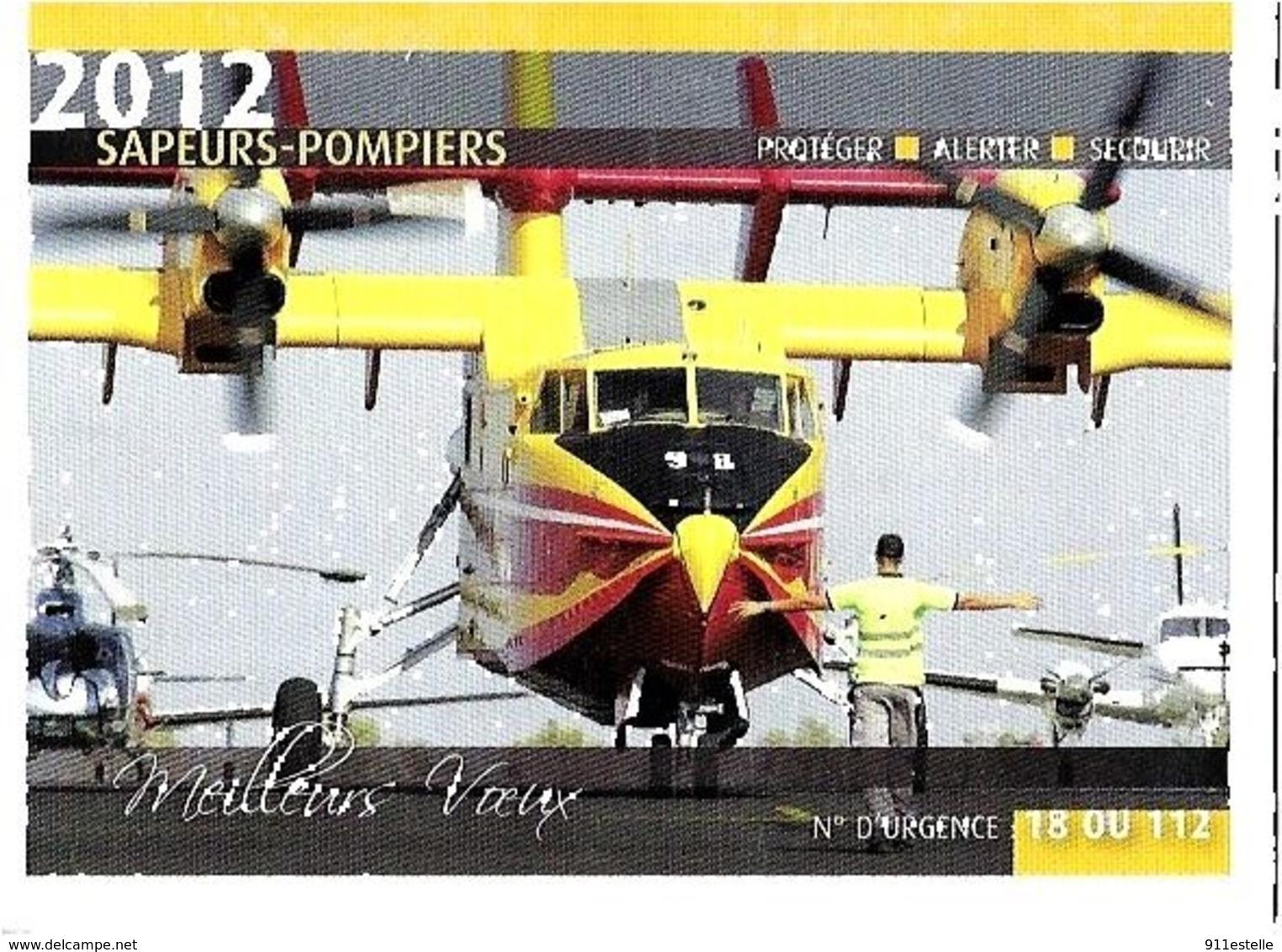 SAPEURS POMPIERS  2012 - Calendars