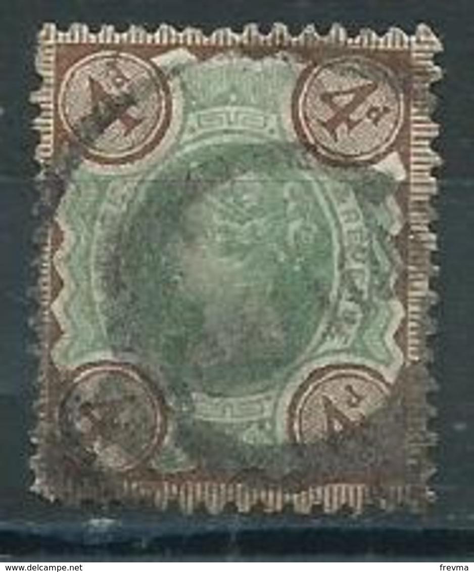 Grande Bretagne 1887-1900 Yvt 97 - 1840-1901 (Victoria)