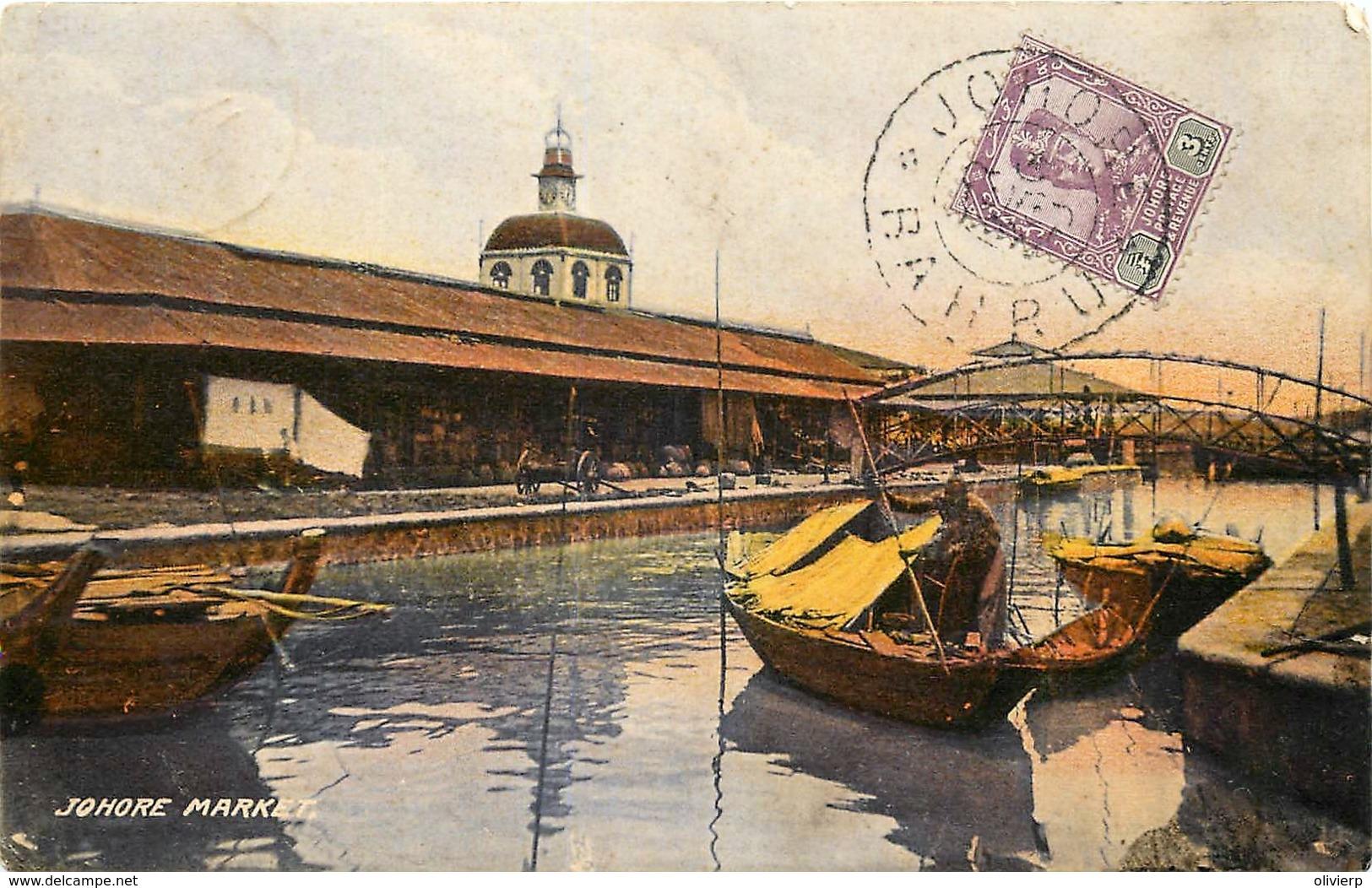 Inde - Johore - Market - Inde