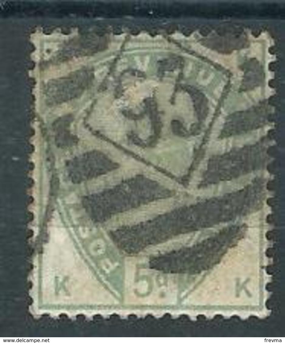 Grande Bretagne 1887-1900 Yvt 82 Belle Obliteration - 1840-1901 (Victoria)