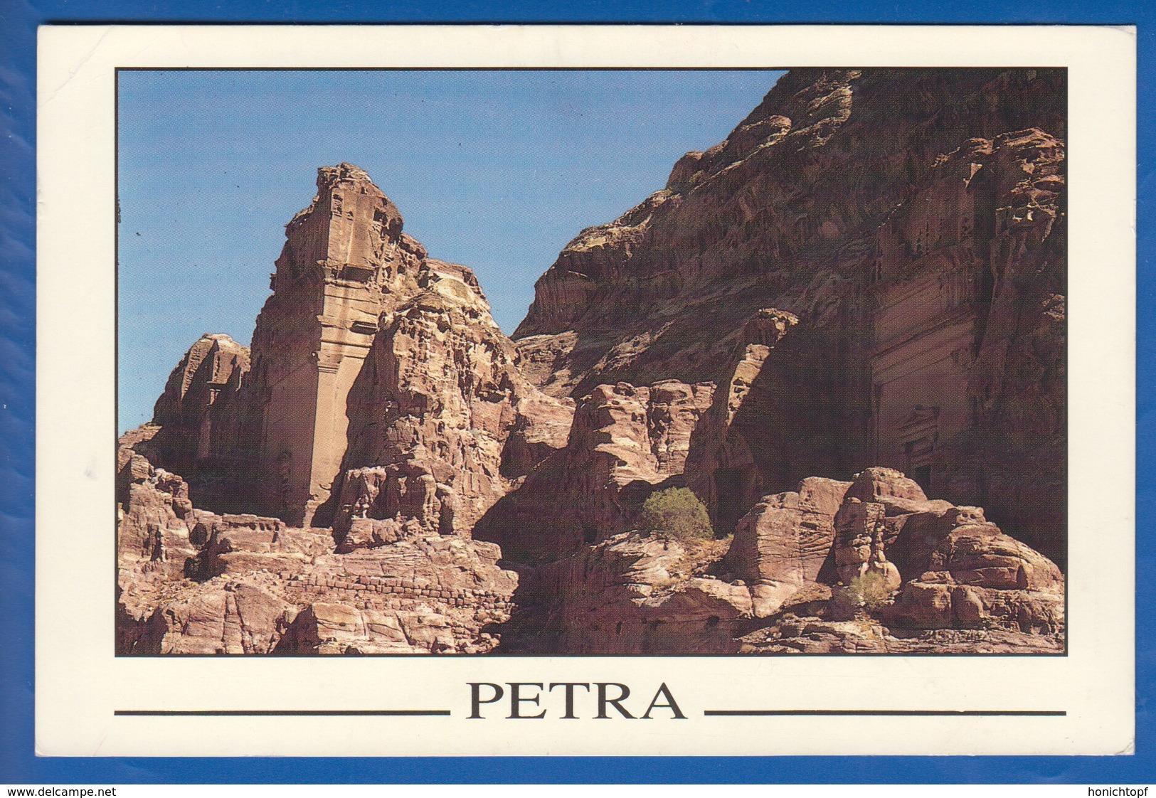Jordanien; Iordanien; Petra - Jordanien