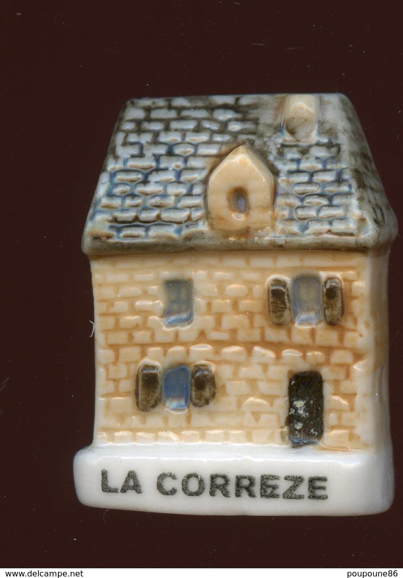 "FEVE - FEVES -  ""FACADES TYPIQUES 2003"" - LA CORREZE - Hadas (sorpresas)"