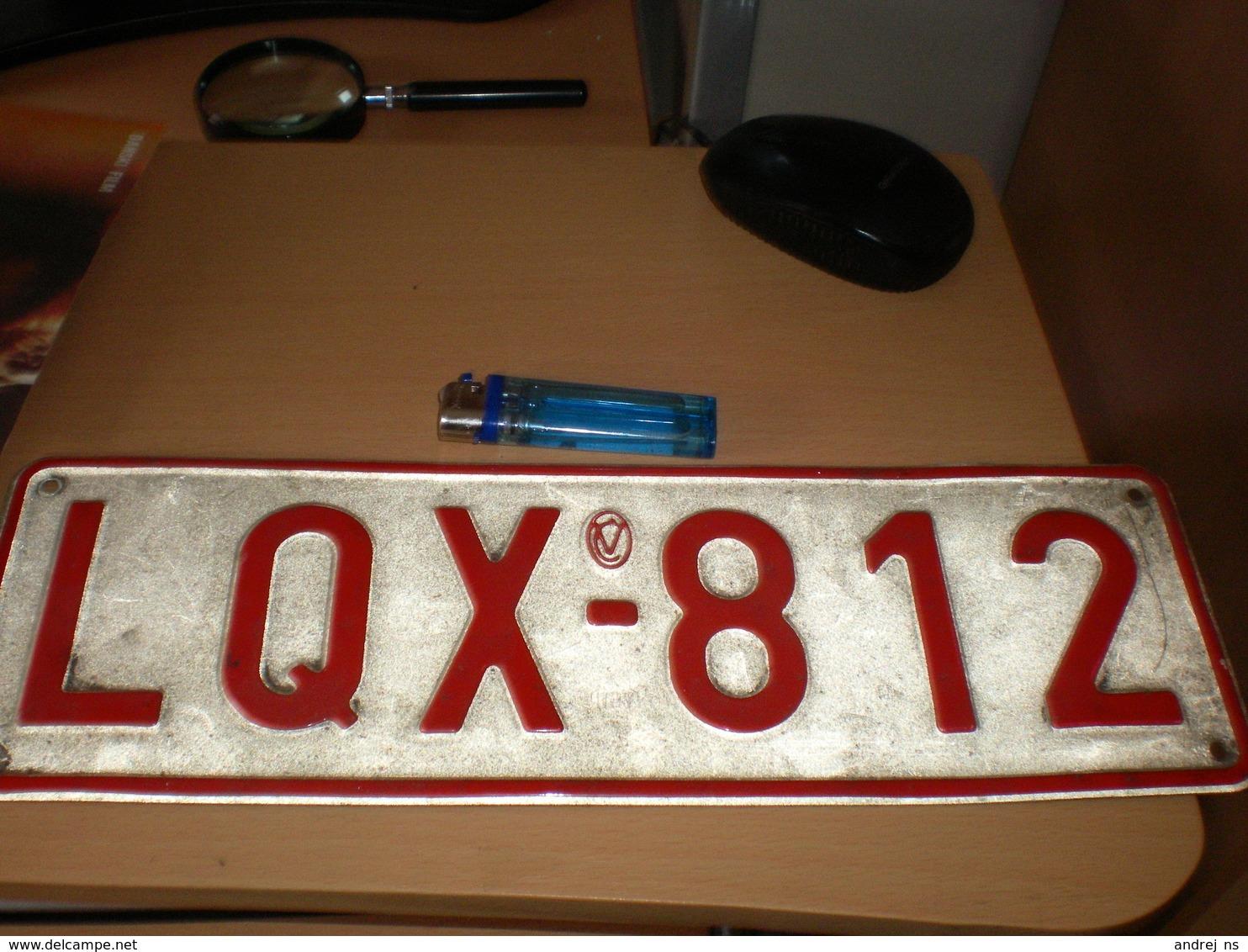 Number Plates - Kennzeichen & Nummernschilder
