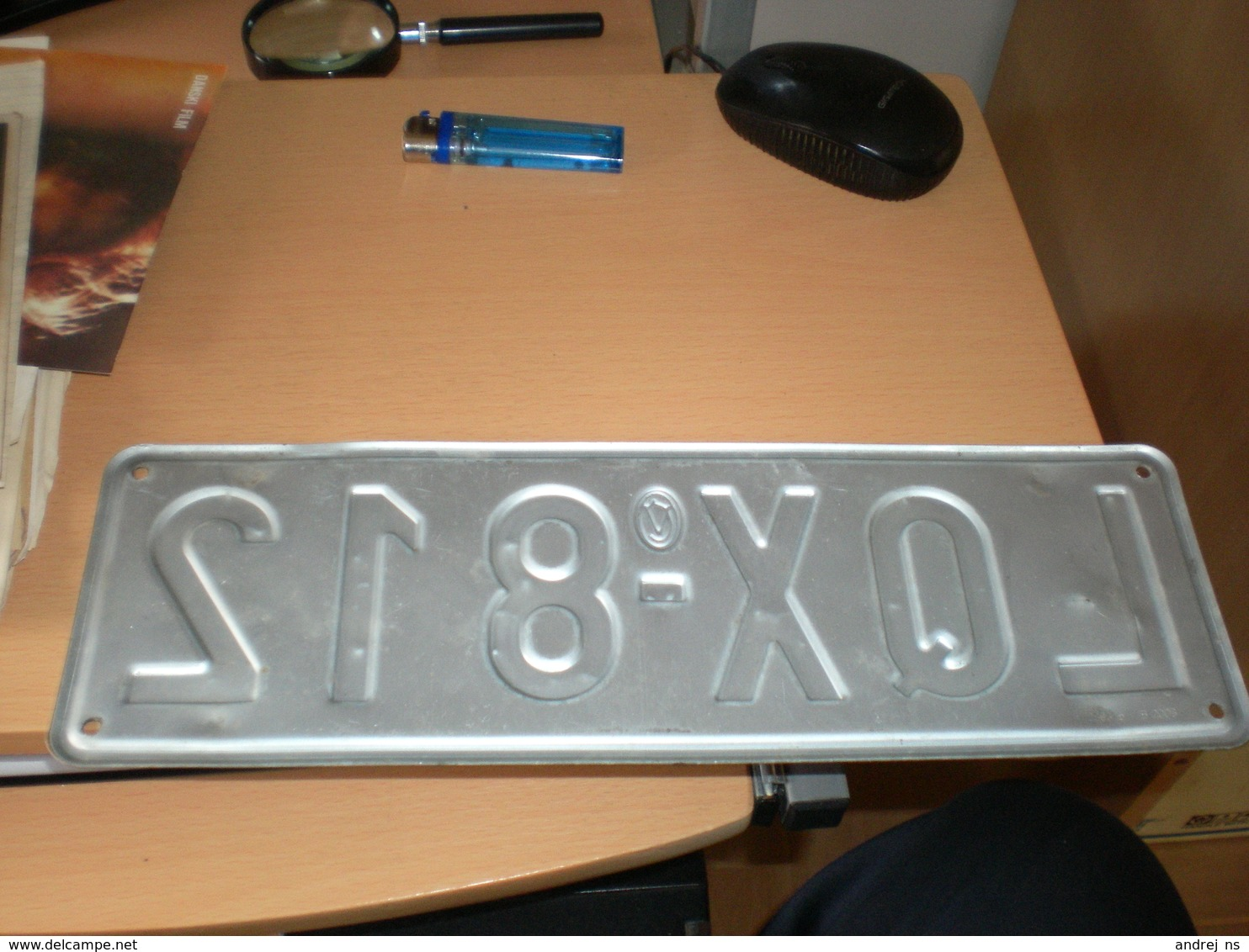 Number Plates - Number Plates