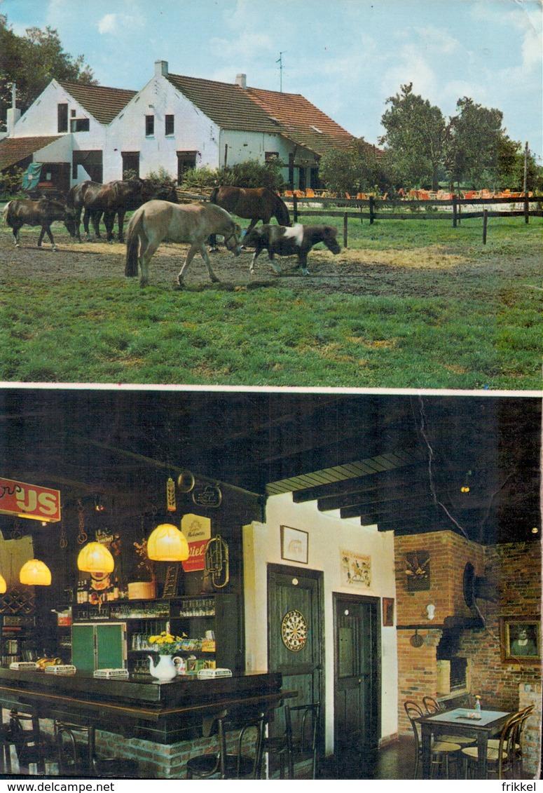 Arendonk Arendonck Afspanning Het Houten Paard De Lusthoven - Arendonk