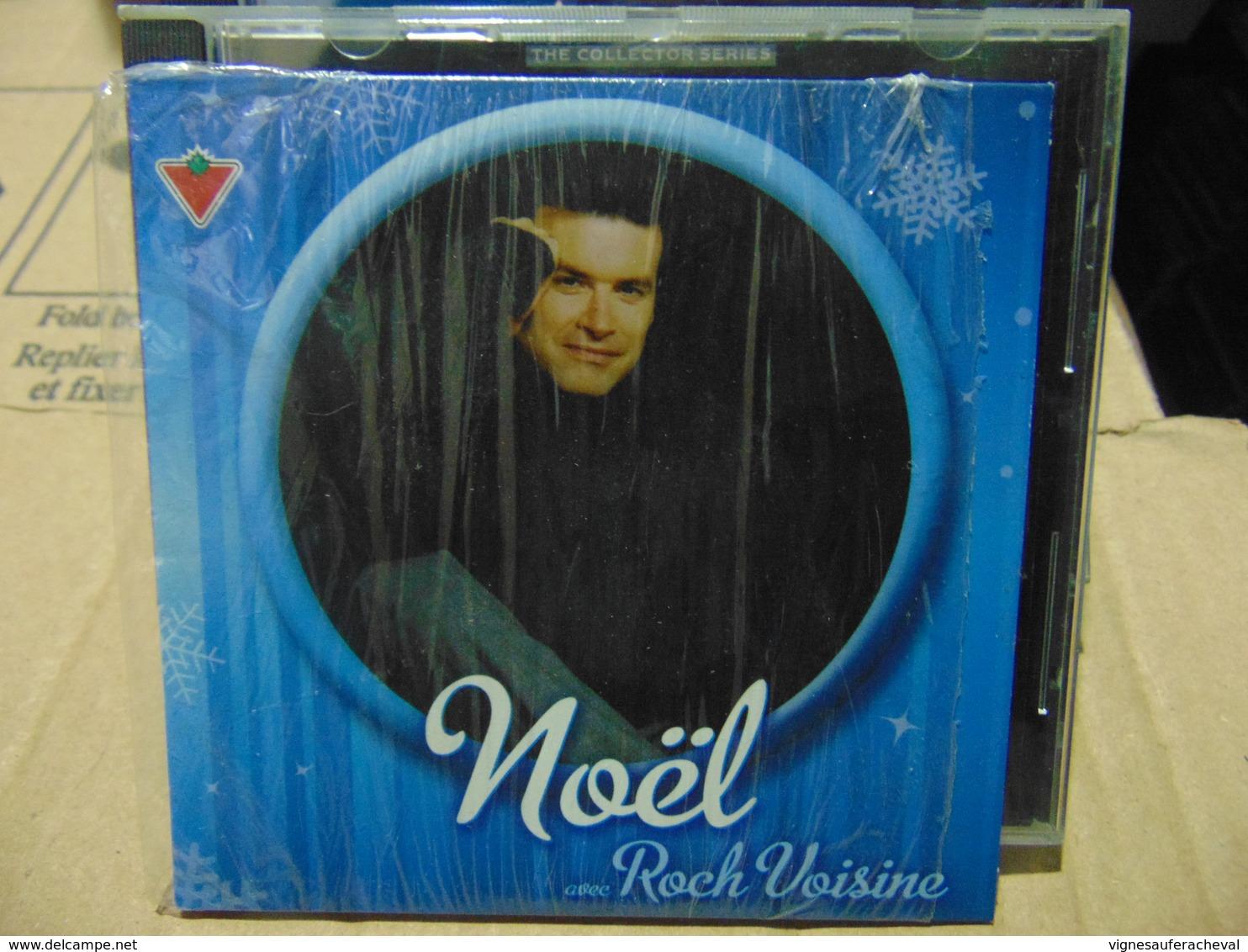 Roch Voisine- Noel Avec Roch Voisine (disque Promo) - Other - English Music