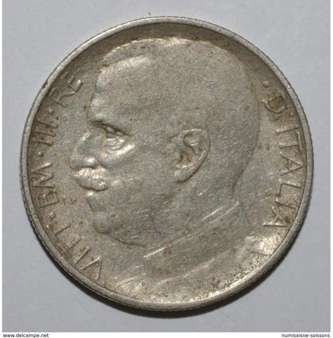 ITALY - 50 CENTESIMI 1925 R - TRES TRES BEAU - - 1861-1946 : Royaume