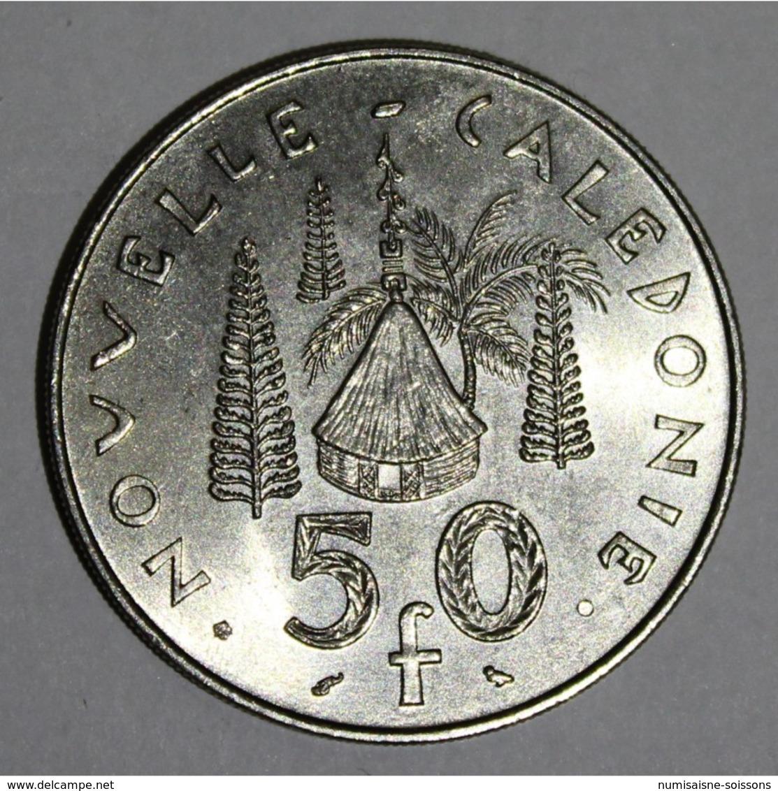 NOUVELLE CALEDONIE - KM 13 - 50 FRANCS 1972 - SUPERBE - - Nouvelle-Calédonie