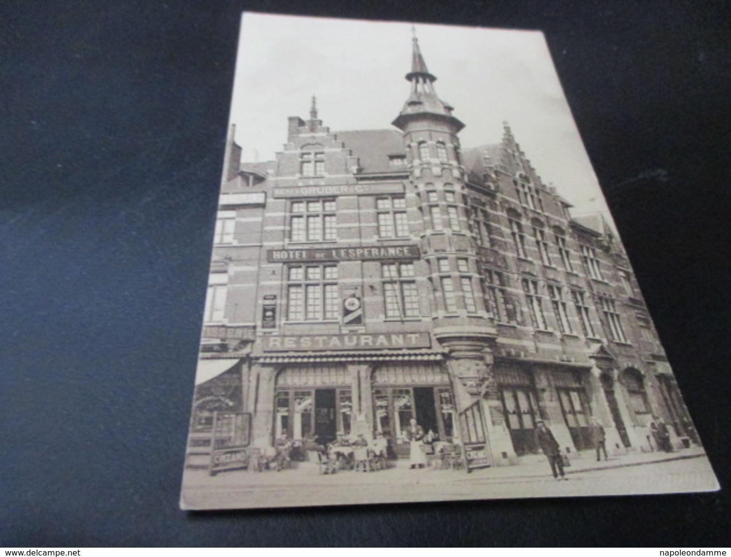 Oostende, Hotel De L'Esperance, - Oostende