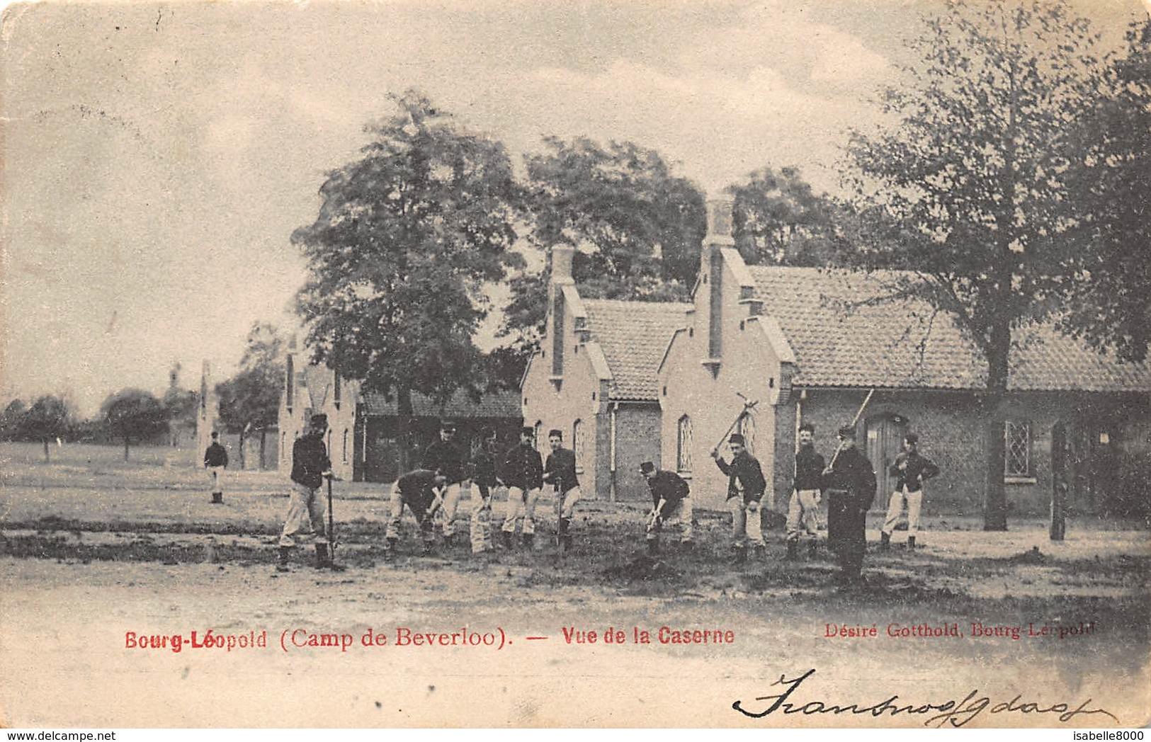 Kamp Van Berverlo  Camp De Beverloo   Leopoldsburg Vue De La Caserne   Zicht Op De Kazerne      I 5968 - Leopoldsburg (Camp De Beverloo)
