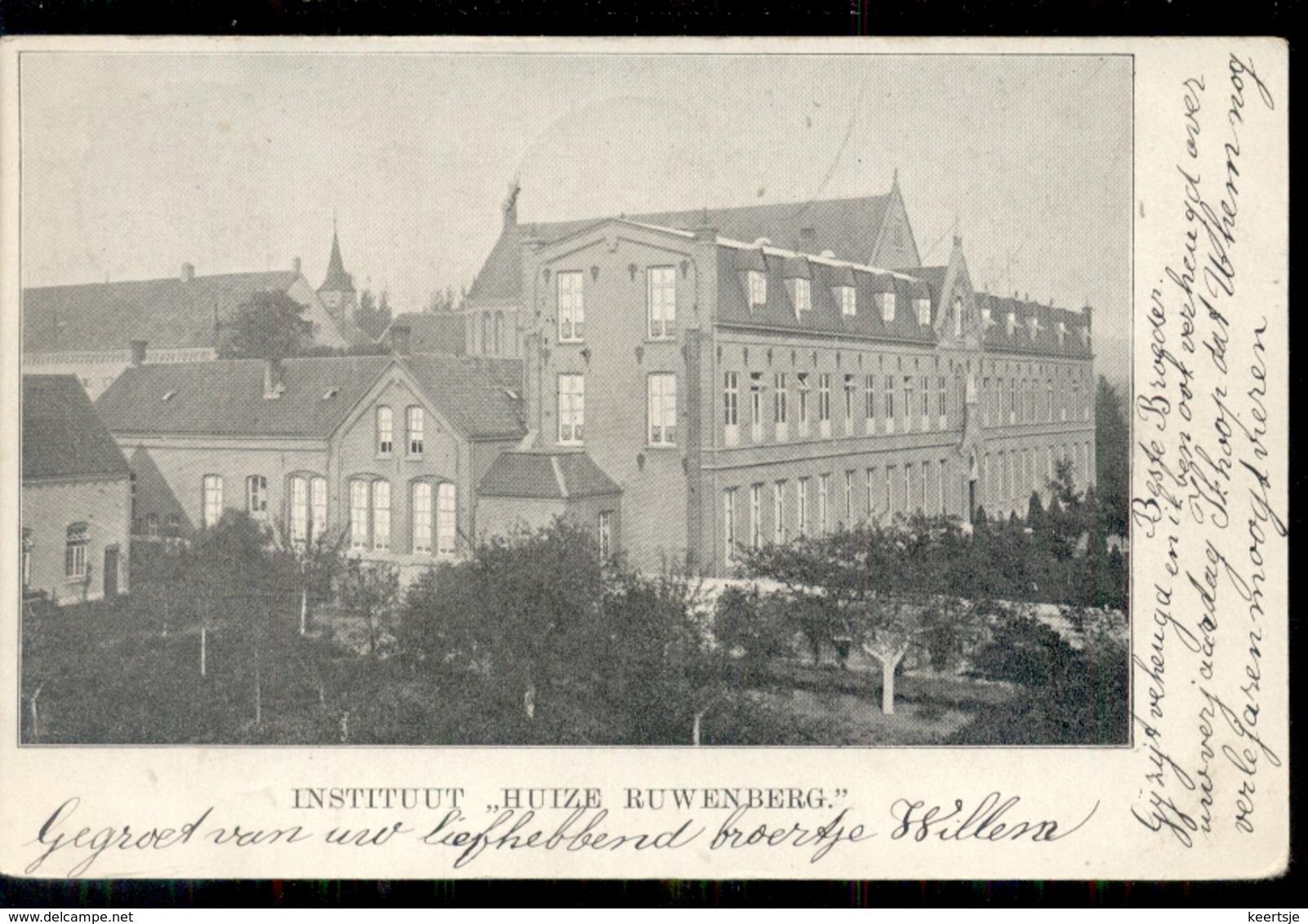 Instituut Huize Ruwenberg - 1905 Sint Michielsgestel - Autres