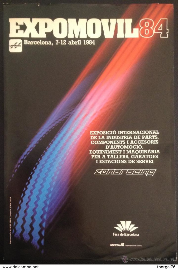 EXPOMOVIL 84 BARCELONA - Professionals/Firms