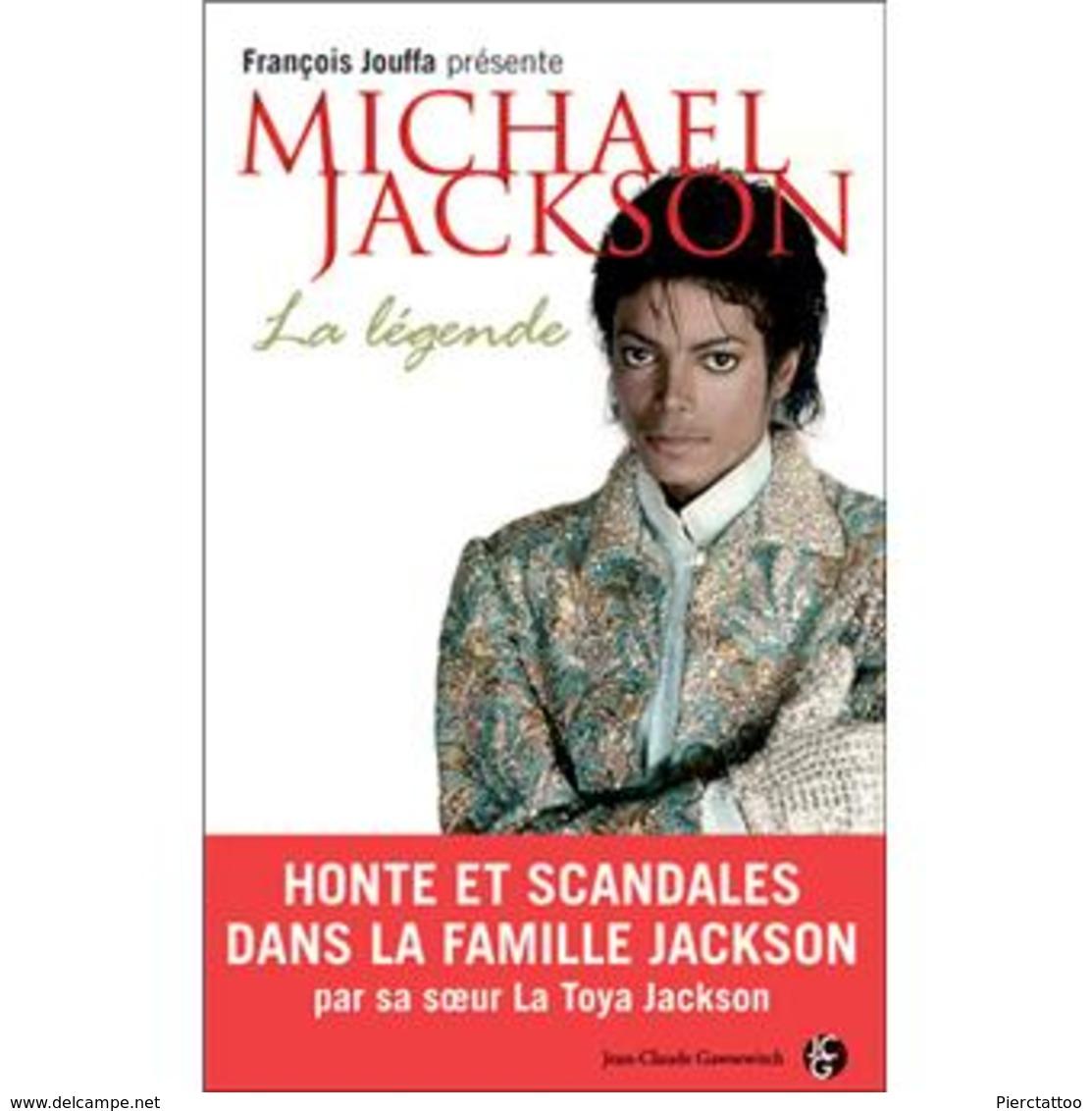 """Michael Jackson """"La Légende"""" - Livres, BD, Revues"""
