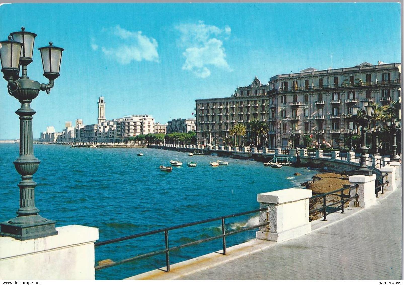 Bari - Lungomare Nazario Sauro - H1186 - Bari