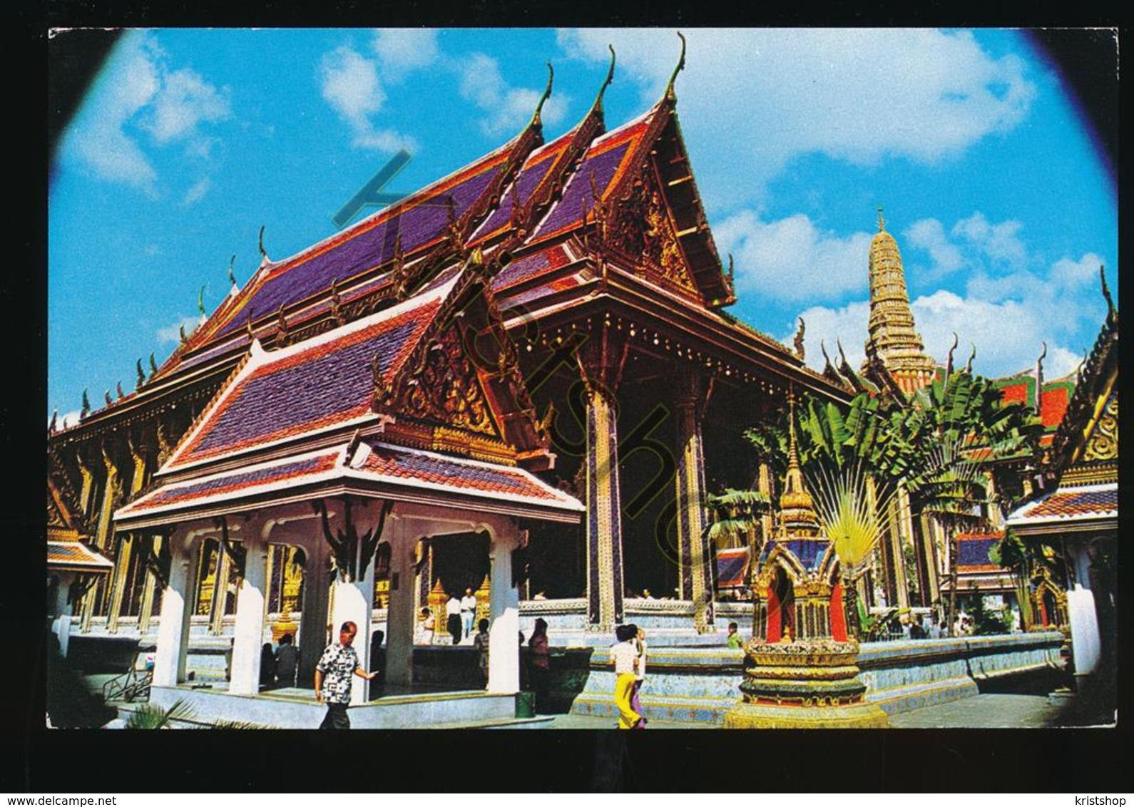 Thailand - Temple Of Emerald Buddha - Bangkok [AA43-0.171 - Tailandia