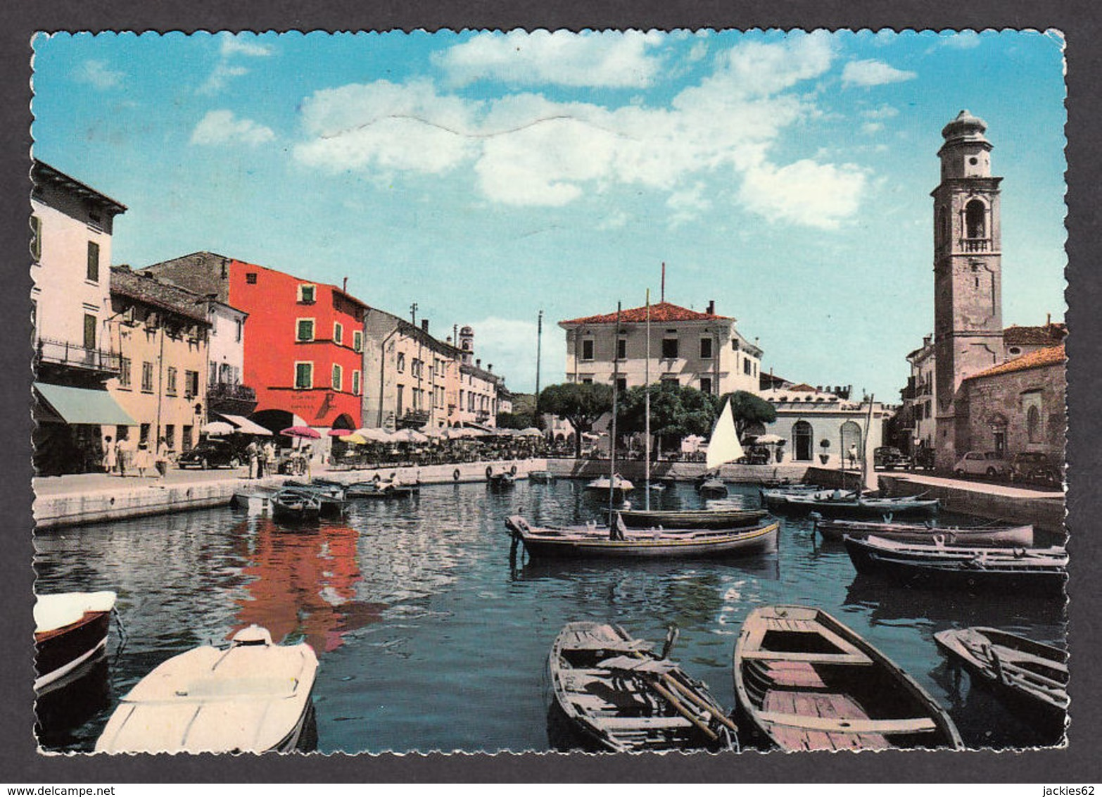 71400/ LAZISE, Lago Di Garda - Italia