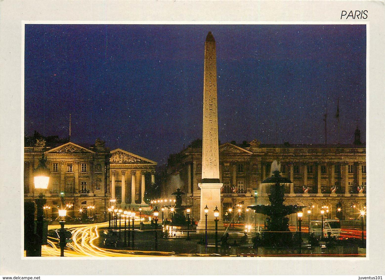 Lot De 10 CPSM PARIS-Toutes Scannées-1      L2832 - Postcards