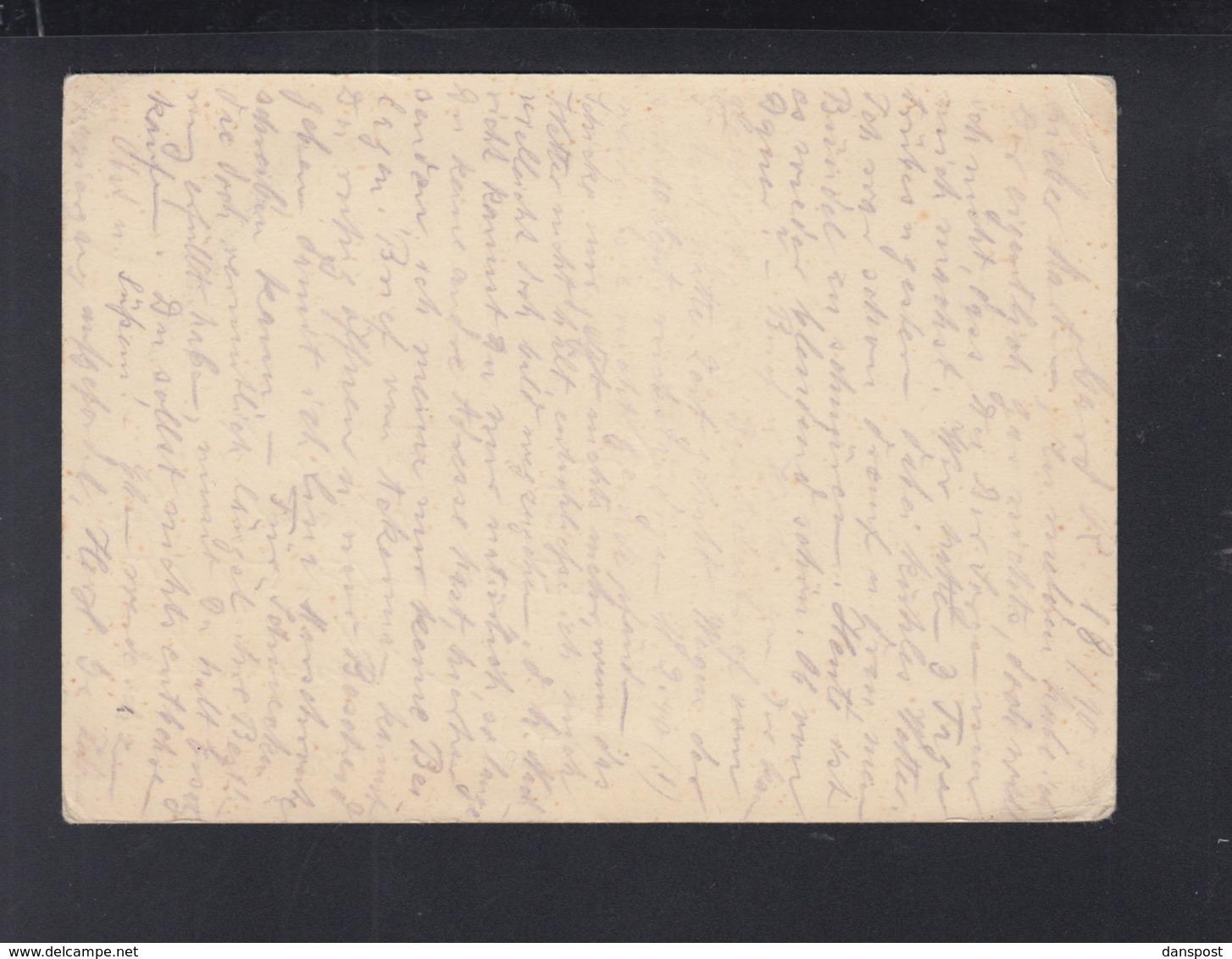 Cartolina Ippodromo Villa Glori 1933 - Postwaardestukken