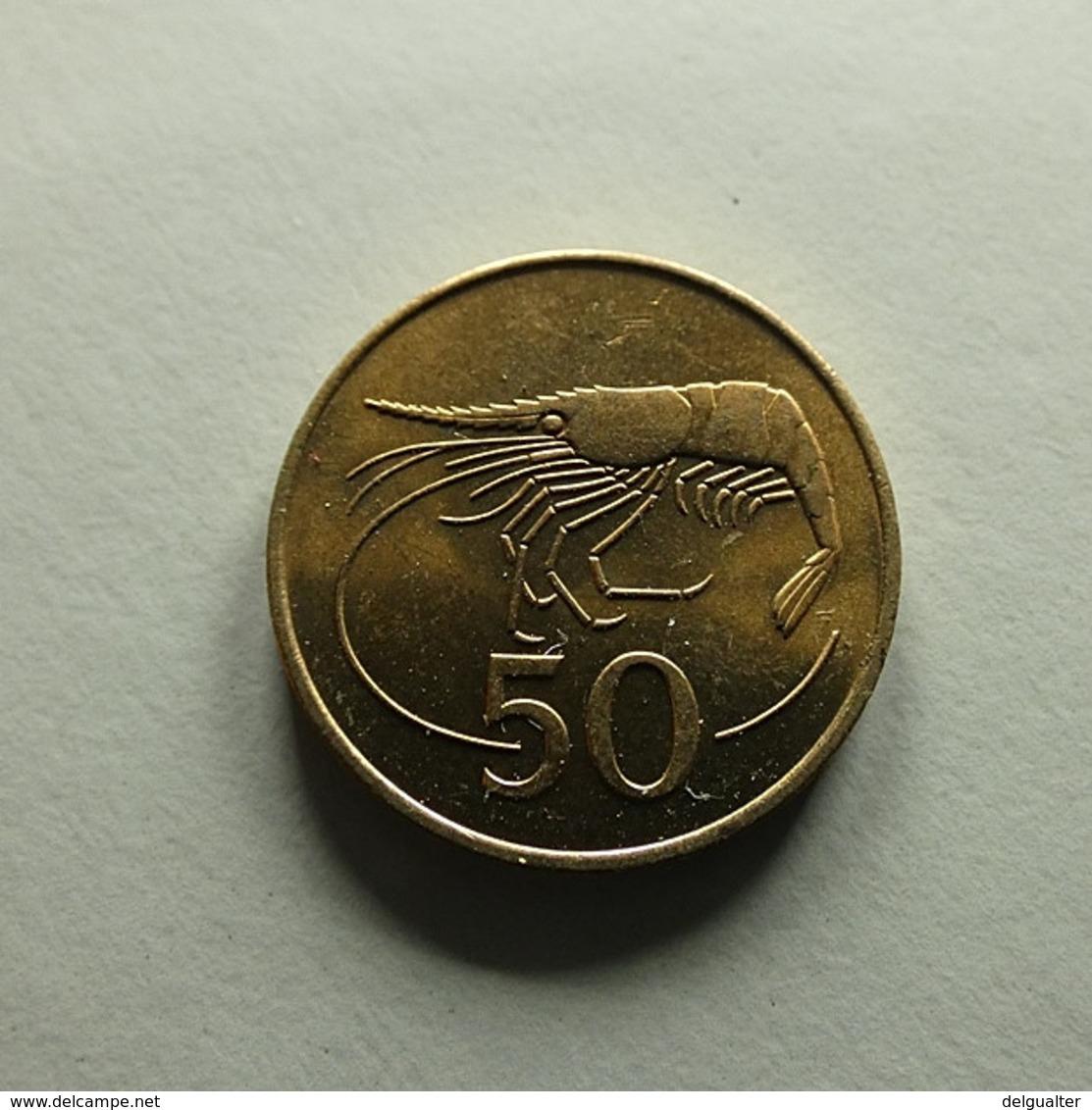 Iceland 50 Aurar 1981 - Iceland