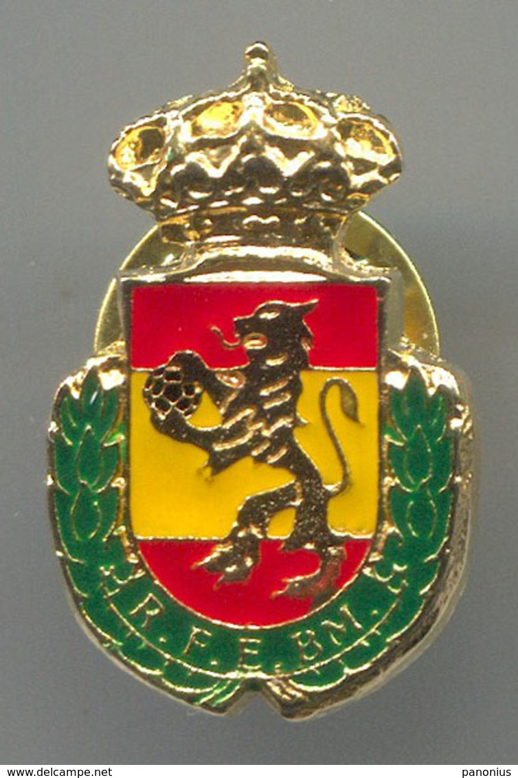 HANDBALL BALONMANO - Spain Espana, Federation, Association, Enamel, Pin, Badge, Abzeichen - Pallamano