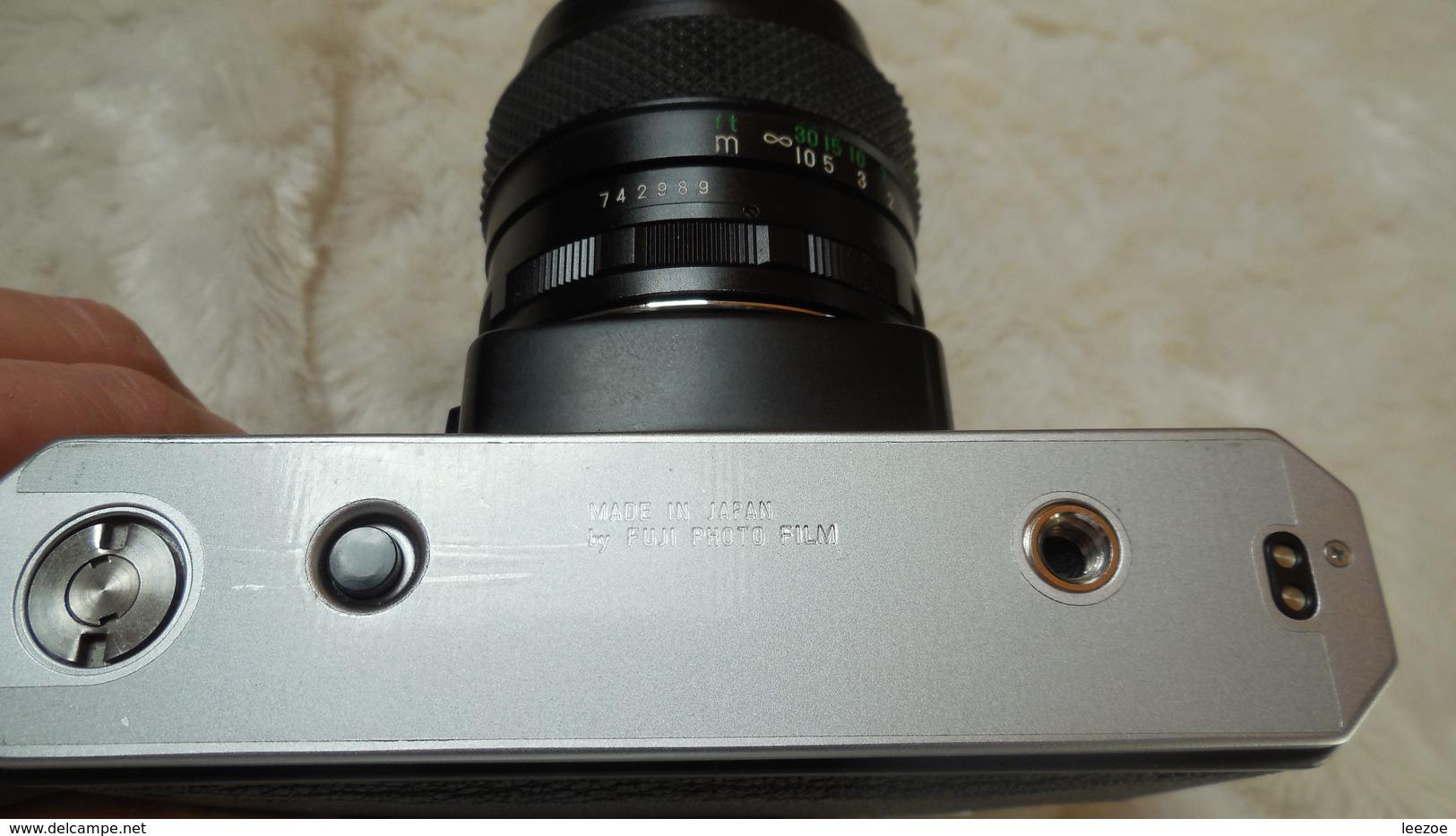 Appareil Photo Fugica AZ-1, Obgectif Fuginon 1:1.8, F = 55 Mm - Appareils Photo