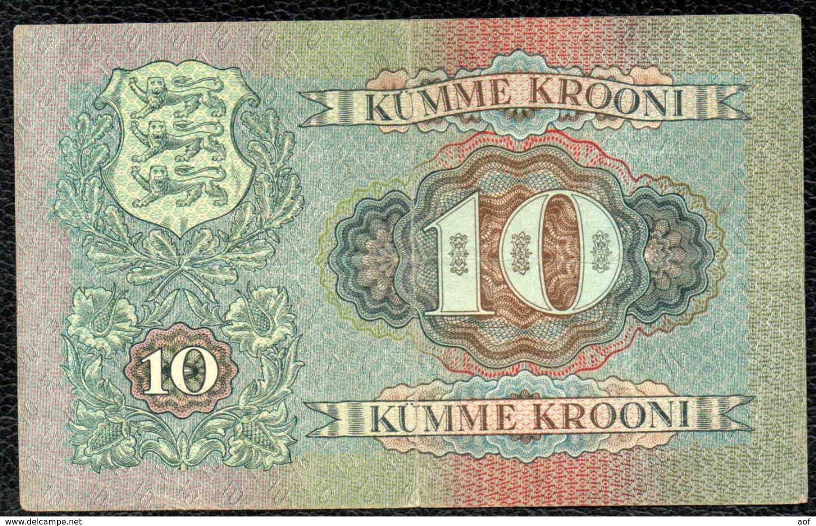 10 ESTONIE - Estonia