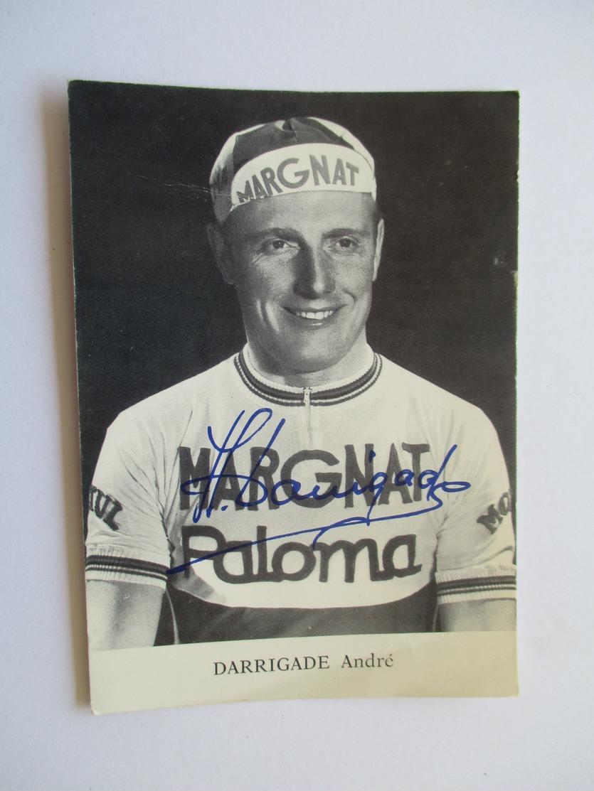 Cycliste Darrigade Andre - Cyclisme