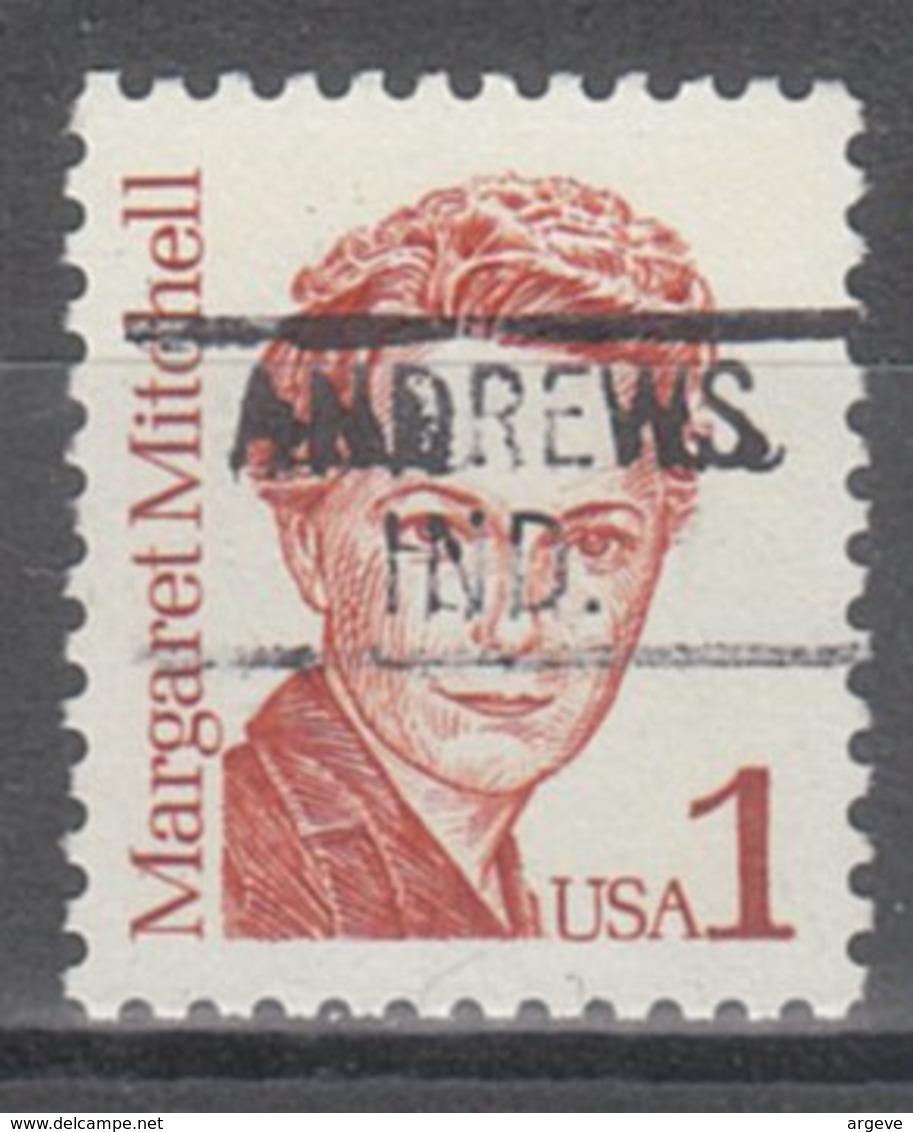 USA Precancel Vorausentwertung Preo, Locals Indiana, Andrews 819 - Vereinigte Staaten