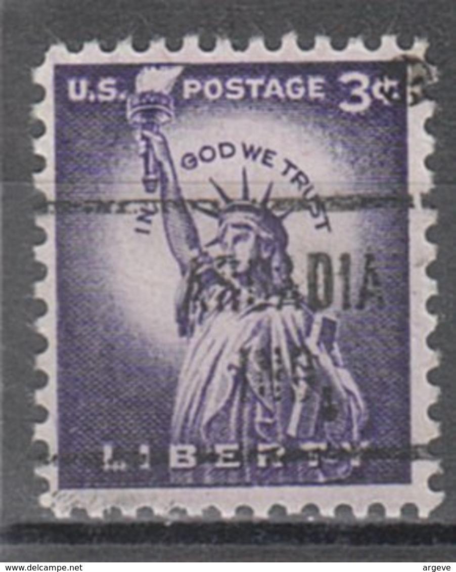 USA Precancel Vorausentwertung Preo, Locals Indiana, Arcadia 721 - Vorausentwertungen