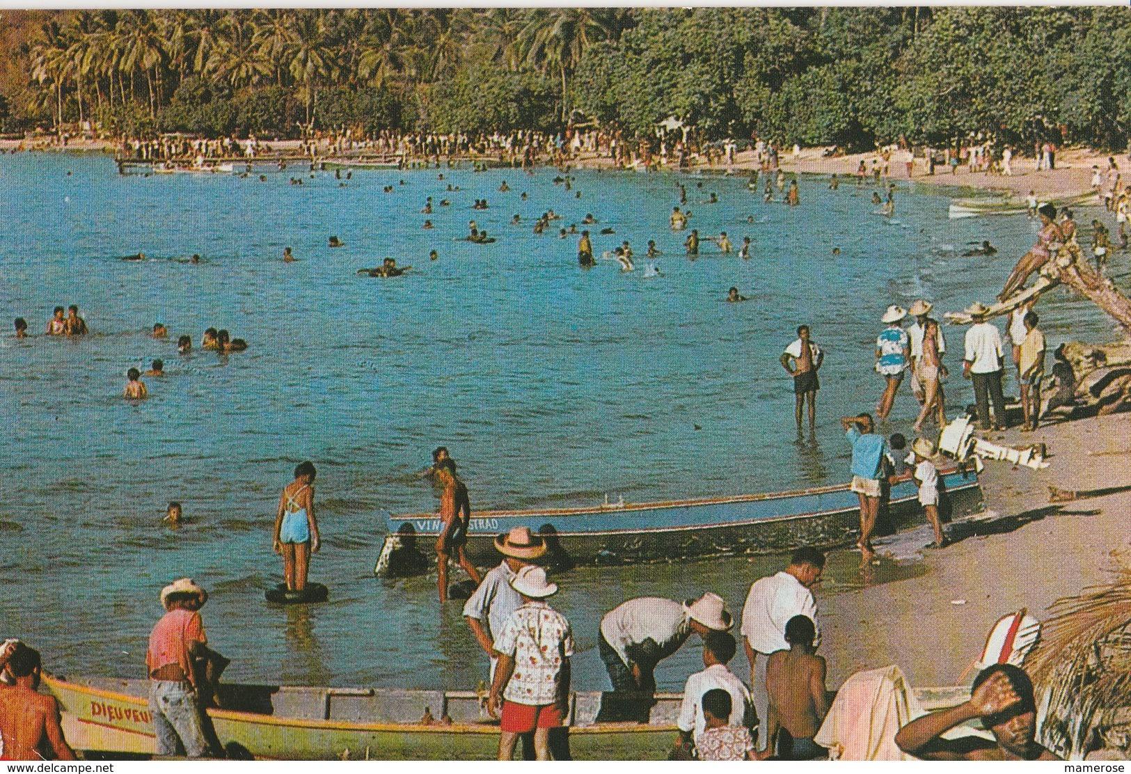 MARTINIQUE L'Anse à L'Ane Lundi De Pâques - Martinique