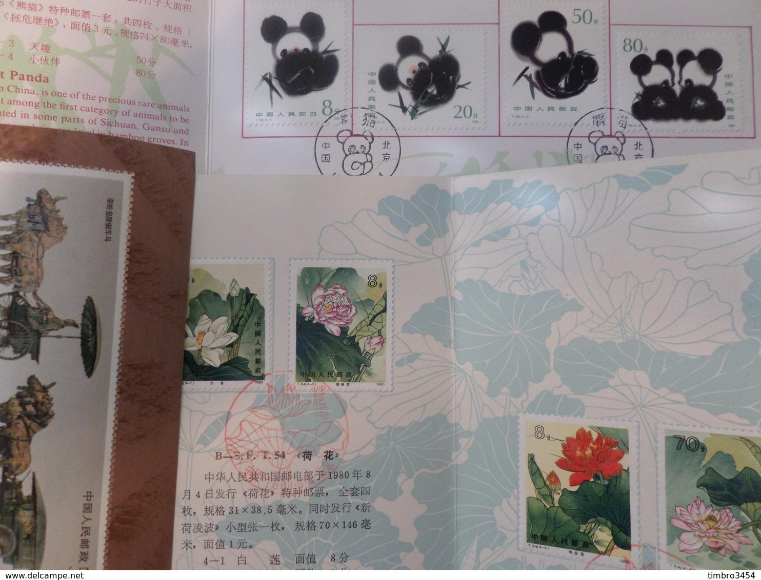 Chine/China Belle Petite Collection D'anciens Et Modernes. Bonnes Valeurs Et Forte Cote! B/TB. A Saisir! - 1949 - ... Repubblica Popolare